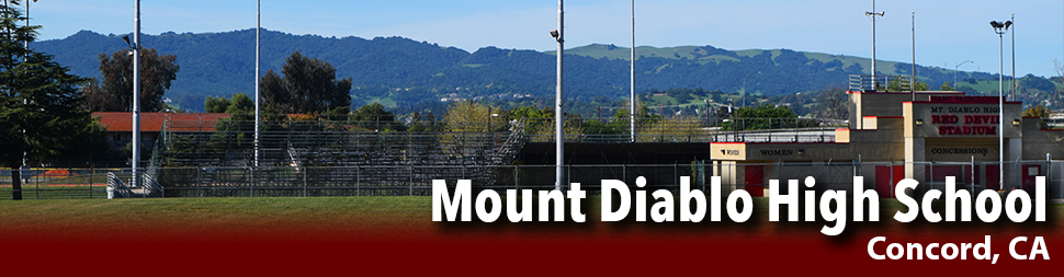 Mt. Diablo High School  Logo